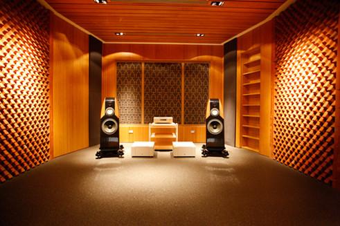 Инсталляция звука под дизайнерские решения